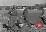 Image of General Eisenhower Cherbourg France, 1945, second 9 stock footage video 65675066626