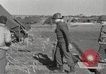 Image of General Eisenhower Cherbourg France, 1945, second 10 stock footage video 65675066626