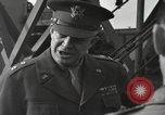 Image of General Eisenhower Cherbourg France, 1945, second 11 stock footage video 65675066628