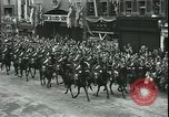 Image of victory parade London England United Kingdom, 1946, second 8 stock footage video 65675066645