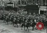 Image of victory parade London England United Kingdom, 1946, second 9 stock footage video 65675066645