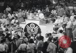 Image of Democratic convention Philadelphia Pennsylvania USA, 1948, second 4 stock footage video 65675066664