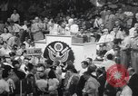 Image of Democratic convention Philadelphia Pennsylvania USA, 1948, second 9 stock footage video 65675066664