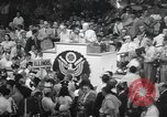 Image of Democratic convention Philadelphia Pennsylvania USA, 1948, second 10 stock footage video 65675066664