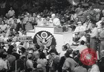 Image of Democratic convention Philadelphia Pennsylvania USA, 1948, second 11 stock footage video 65675066664