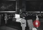 Image of funeral ceremony Washington DC USA, 1948, second 10 stock footage video 65675066665