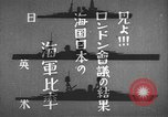 Image of Japanese identification silhouettes of U.S. warships Pacific Ocean, 1941, second 12 stock footage video 65675066681