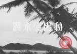 Image of Japanese submarine South Pacific Ocean, 1942, second 10 stock footage video 65675066684
