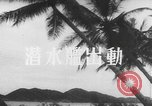 Image of Japanese submarine South Pacific Ocean, 1942, second 11 stock footage video 65675066684