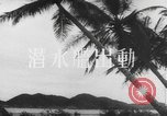 Image of Japanese submarine South Pacific Ocean, 1942, second 12 stock footage video 65675066684