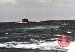 Image of Japanese submarine Pacific Ocean, 1946, second 7 stock footage video 65675066690