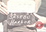 Image of Japanese equipment Sasebo Japan, 1945, second 6 stock footage video 65675066706
