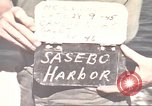 Image of Japanese equipment Sasebo Japan, 1945, second 9 stock footage video 65675066706