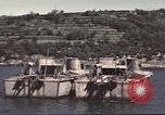 Image of Japanese equipment Sasebo Japan, 1945, second 11 stock footage video 65675066707
