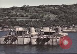Image of Japanese equipment Sasebo Japan, 1945, second 12 stock footage video 65675066707