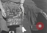 Image of USS Cape Gloucester Sasebo Japan, 1945, second 3 stock footage video 65675066712
