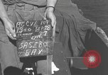 Image of USS Cape Gloucester Sasebo Japan, 1945, second 5 stock footage video 65675066712
