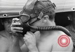 Image of USS Ortolan salvaging Japanese submarine Pacific Ocean, 1943, second 5 stock footage video 65675066728