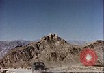 Image of construction of dams Afghanistan, 1982, second 2 stock footage video 65675066742