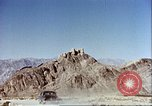 Image of construction of dams Afghanistan, 1982, second 3 stock footage video 65675066742
