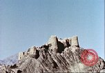 Image of construction of dams Afghanistan, 1982, second 5 stock footage video 65675066742