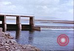 Image of Boghra diversion dam and canal in Afghanistan Afghanistan, 1952, second 3 stock footage video 65675066744
