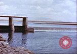 Image of Boghra diversion dam and canal in Afghanistan Afghanistan, 1952, second 4 stock footage video 65675066744