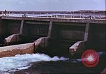 Image of Boghra diversion dam and canal in Afghanistan Afghanistan, 1952, second 5 stock footage video 65675066744