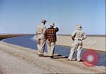 Image of Boghra diversion dam and canal in Afghanistan Afghanistan, 1952, second 10 stock footage video 65675066744