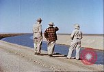 Image of Boghra diversion dam and canal in Afghanistan Afghanistan, 1952, second 11 stock footage video 65675066744