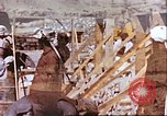Image of construction of dam Afghanistan, 1982, second 7 stock footage video 65675066745