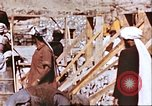 Image of construction of dam Afghanistan, 1982, second 8 stock footage video 65675066745