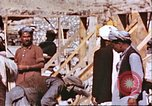 Image of construction of dam Afghanistan, 1982, second 10 stock footage video 65675066745