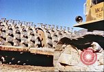 Image of construction of dam Afghanistan, 1982, second 5 stock footage video 65675066746