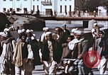 Image of Afghan men Afghanistan, 1982, second 10 stock footage video 65675066747