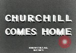 Image of Winston Churchill United Kingdom, 1947, second 4 stock footage video 65675066752
