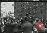 Image of parade United States USA, 1918, second 1 stock footage video 65675066755