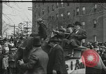 Image of parade United States USA, 1918, second 4 stock footage video 65675066755