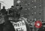 Image of parade United States USA, 1918, second 8 stock footage video 65675066755