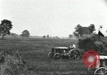 Image of wheat farm United States USA, 1918, second 5 stock footage video 65675066756