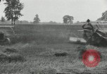 Image of wheat farm United States USA, 1918, second 2 stock footage video 65675066757