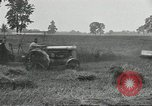 Image of wheat farm United States USA, 1918, second 4 stock footage video 65675066757