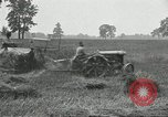 Image of wheat farm United States USA, 1918, second 5 stock footage video 65675066757