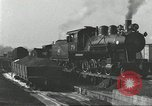Image of  Detroit, Toledo and Ironton Railroad train Ohio USA, 1922, second 5 stock footage video 65675066763