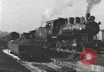 Image of  Detroit, Toledo and Ironton Railroad train Ohio USA, 1922, second 6 stock footage video 65675066763