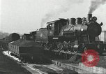 Image of  Detroit, Toledo and Ironton Railroad train Ohio USA, 1922, second 7 stock footage video 65675066763