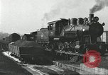 Image of  Detroit, Toledo and Ironton Railroad train Ohio USA, 1922, second 8 stock footage video 65675066763