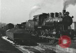 Image of  Detroit, Toledo and Ironton Railroad train Ohio USA, 1922, second 9 stock footage video 65675066763
