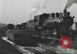 Image of  Detroit, Toledo and Ironton Railroad train Ohio USA, 1922, second 10 stock footage video 65675066763