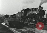 Image of  Detroit, Toledo and Ironton Railroad train Ohio USA, 1922, second 12 stock footage video 65675066763